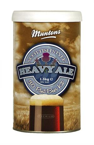 Muntons Scottish Heavy Ale Beer Kit, 1,5 kg